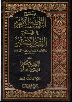minah-al-rawd-al-azhar-fi-sharh-al-fiqh-al-akbar
